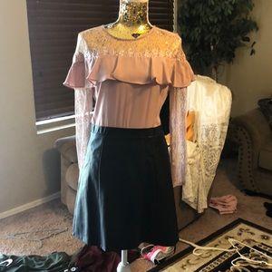 NWT ASOS lipsy 2in1 dress